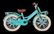 SuperSuper Cooper Meisjesfiets 20 inch - Turquoise