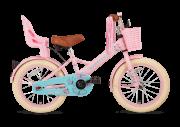 SuperSuper Little Miss Meisjesfiets 16 inch - Roze