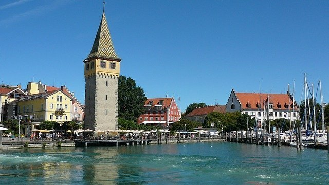 Bodensee fietsroute