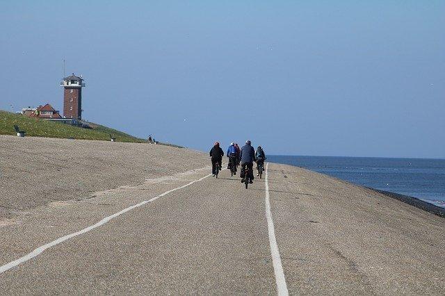 Fietstip in Nederland fietsroutes op het eiland Texel