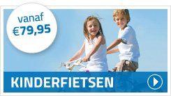 Kinderfietsen in verschillende inchmaten Fietsenopfietsen.nl
