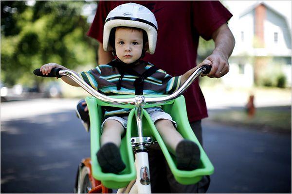 Betere Hoe bevestig ik een kinderzitje aan een fiets? KR-73
