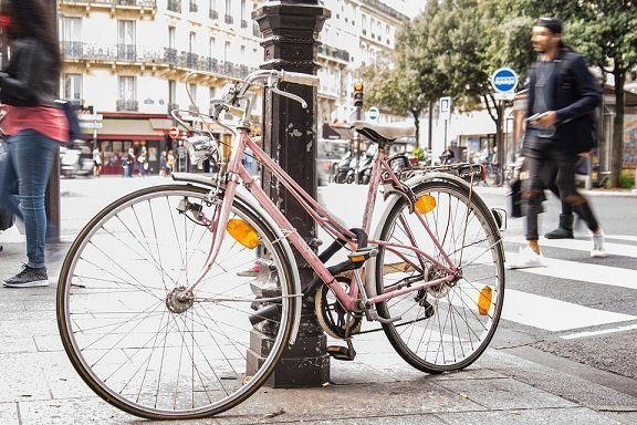 Mooiste fietsroutes Parijs