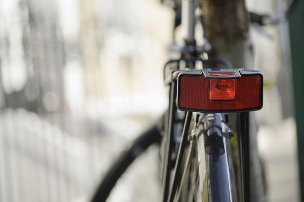 Is een reflector op een fiets verplicht?
