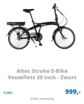 populaire elektrische fietsen