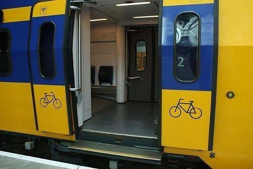 fiets meenemen in de trein