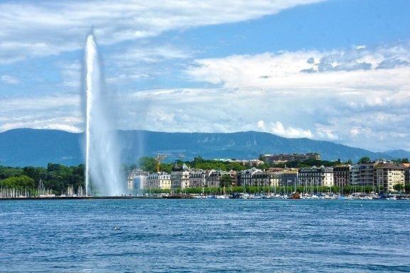 fietsroutes in Genève